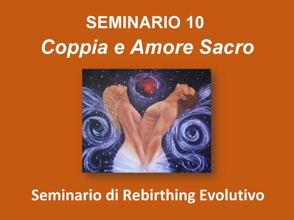 seminario 10 Coppia e Amore Sacro